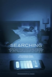 copertina film Searching 2018
