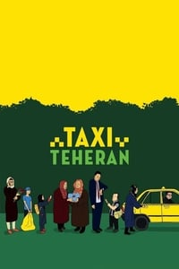copertina film Taxi+Teheran 2015