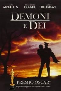 copertina film Demoni+e+dei 1998