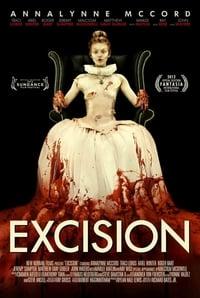 copertina film Excision 2012