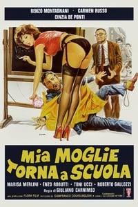 copertina film Mia+moglie+torna+a+scuola 1981