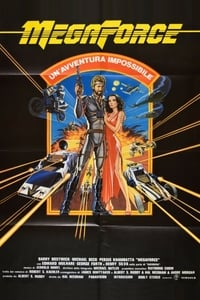 copertina film Megaforce 1982