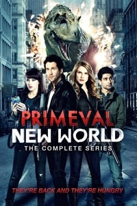 copertina serie tv Primeval%3A+New+World 2012