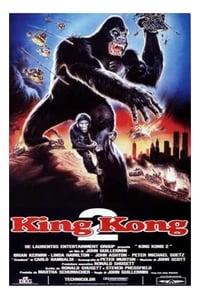 copertina film King+Kong+2 1986