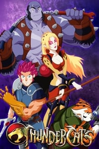 copertina serie tv ThunderCats 2011