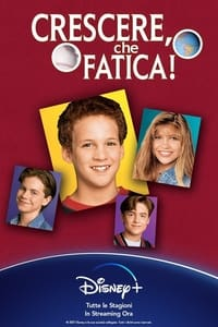 copertina serie tv Crescere%2C+che+fatica%21 1993