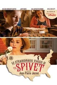 copertina film Lo+straordinario+viaggio+di+T.S.+Spivet 2013