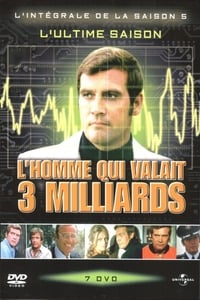 The Six Million Dollar Man S05E10
