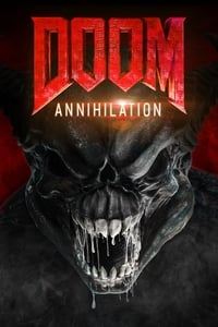 copertina film Doom%3A+Annihilation 2019
