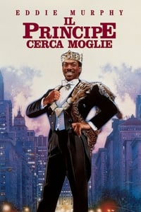 copertina film Il+principe+cerca+moglie 1988