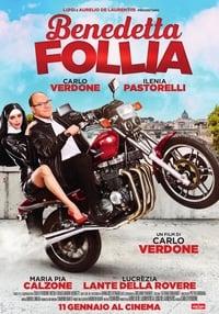 copertina film Benedetta+follia 2018