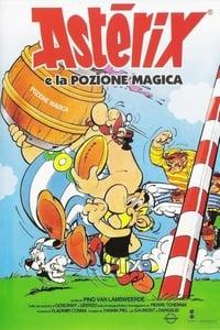 copertina film Asterix+e+la+pozione+magica 1986