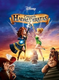 Campanilla: hadas y piratas (2014)
