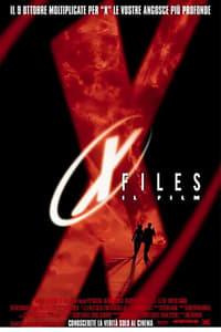copertina film X-Files+-+Il+film 1998