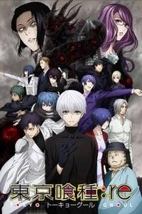 copertina serie tv Tokyo+Ghoul 2014