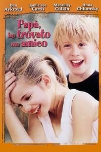 copertina film Pap%C3%A0%2C+ho+trovato+un+amico 1991