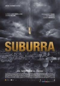 copertina film Suburra 2015