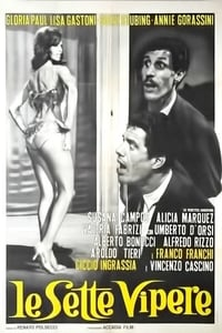Le sette vipere (Il marito latino) (1964)