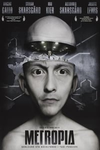 copertina film Metropia 2009