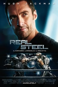 copertina film Real+Steel 2011