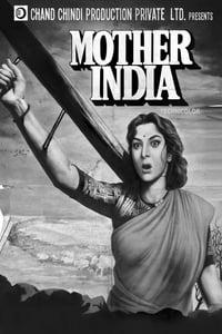 Мать Индия - постер