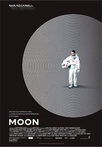 copertina film Moon 2009