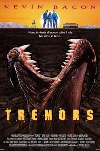 copertina film Tremors 1990