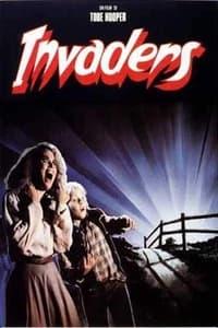 copertina film Invaders 1986