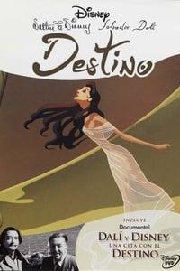 copertina film Dal%C3%AD+%26+Disney%3A+A+Date+with+Destino 2010