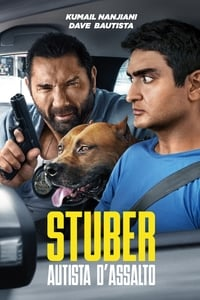 copertina film Stuber+-+Autista+d%27assalto 2019