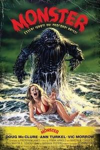 copertina film Monster+-+Esseri+ignoti+dai+profondi+abissi 1980