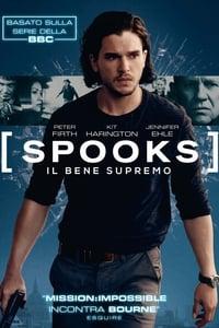copertina film Spooks%3A+Il+bene+supremo 2015