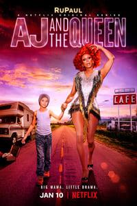 copertina serie tv AJ+and+the+Queen 2020