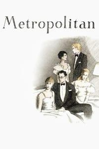 copertina film Metropolitan 1990