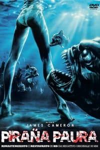 copertina film Pira%C3%B1a+paura 1982