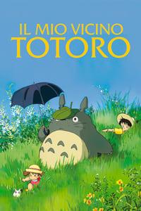 copertina film Il+mio+vicino+Totoro 1988