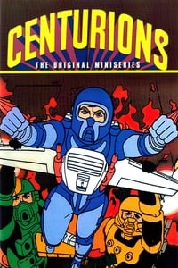 copertina serie tv Centurions 1986