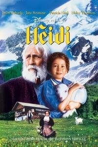 copertina serie tv Heidi 1993
