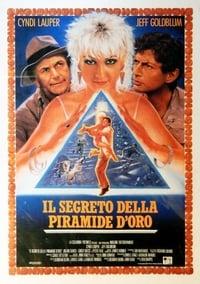 copertina film Il+segreto+della+piramide+d%27oro 1988