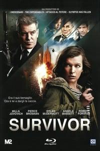 copertina film Survivor 2015