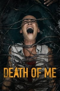 copertina film Death+of+Me 2020