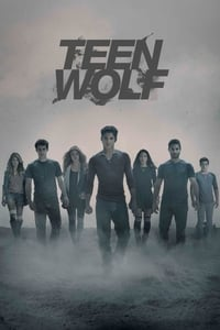 copertina serie tv Teen+Wolf 2011