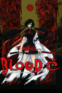 copertina serie tv Blood-C 2011