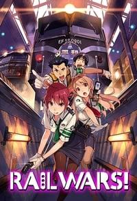 copertina serie tv Rail+Wars%21 2014