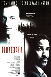 copertina film Philadelphia 1993
