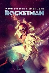copertina film Rocketman 2019