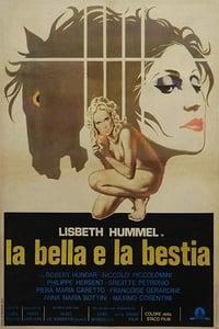 copertina film La+bella+e+la+bestia 1977