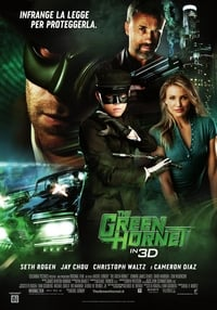 copertina film The+Green+Hornet 2011