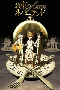 copertina serie tv The+Promised+Neverland 2019