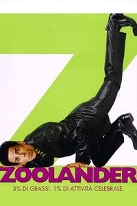 copertina film Zoolander 2001